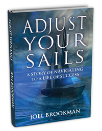 Adjust Your Sails Book Release