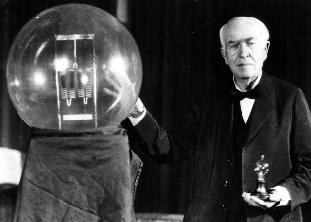 Thomas Edison-Tap into your subsconscious mind