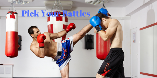 Fighting Battles Life Quotes. QuotesGram   Chart Pick Your Battles