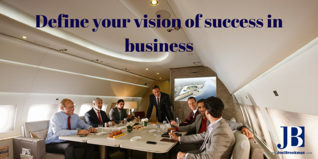 591 vision of success for your career