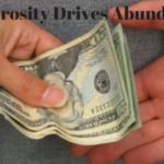 #662 Generosity Drives Abundance