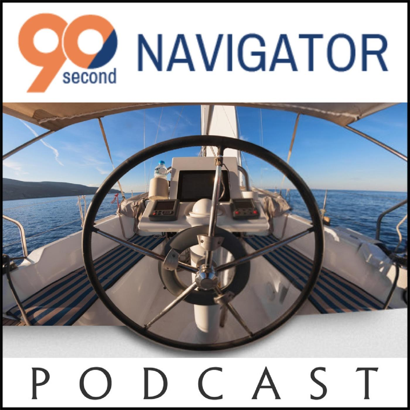 90 Second Navigator with Joel Brookman